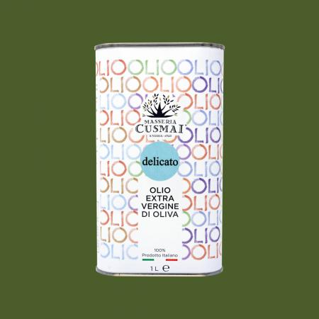 Olio extra vergine Delicato