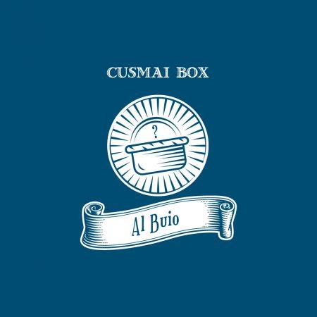 CUSMAI BOX<br/> Al buio