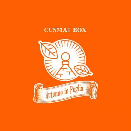 CUSMAI BOX<br/> Autunno in Puglia